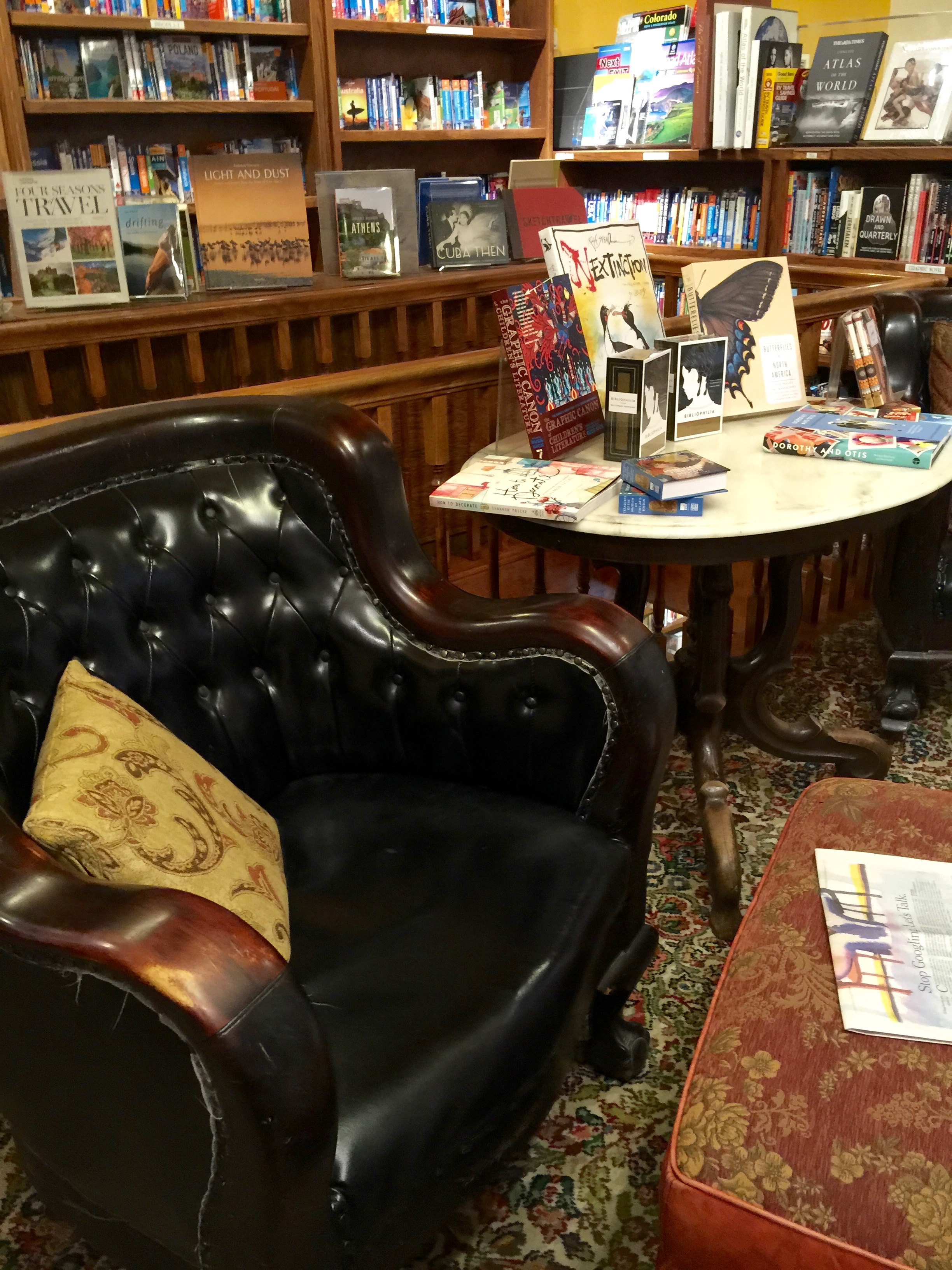 Explore Booksellers Chair