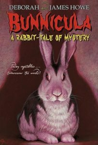 The Bunnicula Series by James Howe