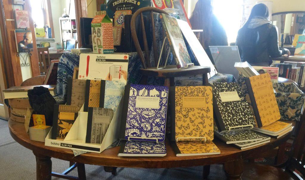 Second Story Bookstore, Laramie, Wyoming